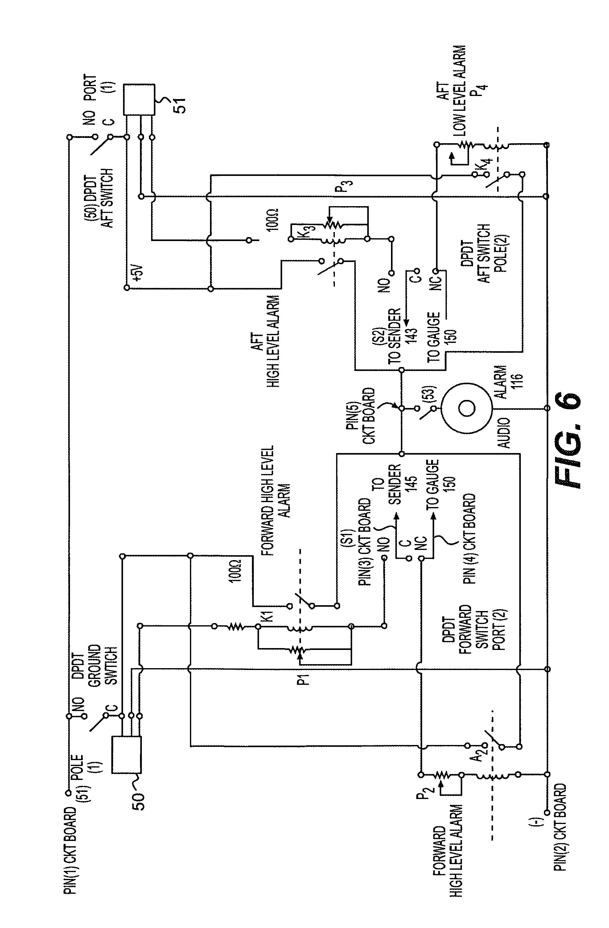 fleetwood motorhome battery wiring diagram